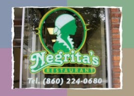 Negrita's Restaurant: 80 W Main St, New Britain, CT