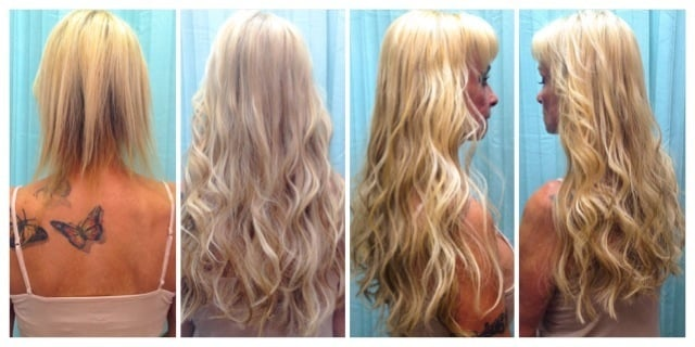 Hair extensions dublin city
