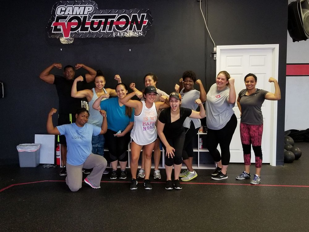 Camp Evolution Fitness Humble: 1420 Fm 1960 Bypass Rd E, Humble, TX