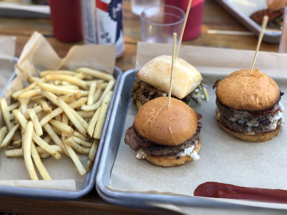 Food from PDX Sliders