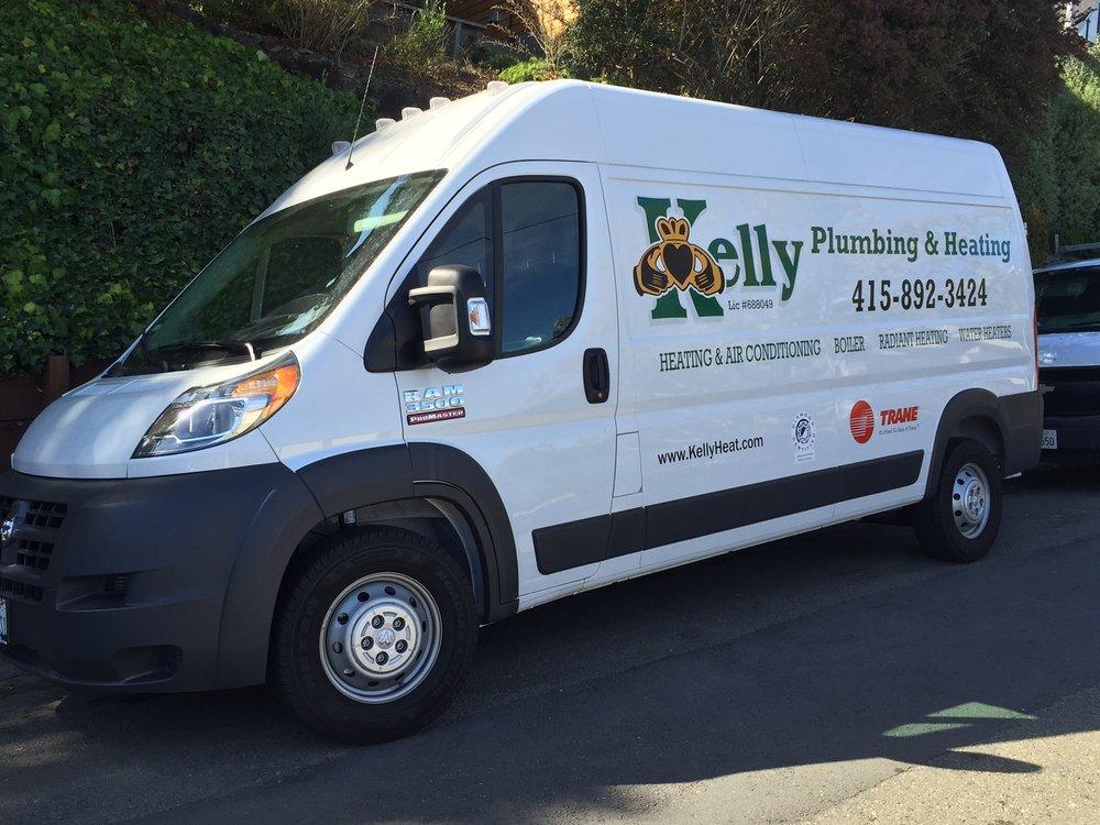 Kelly Plumbing & Heating: 861 Sweetser Ave, Novato, CA