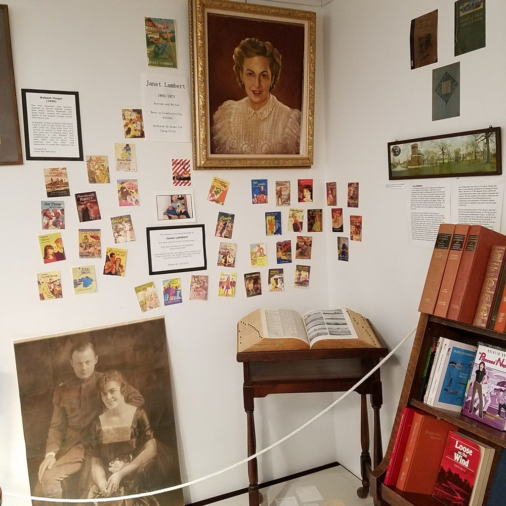 Carnegie Museum Of Montgomery County: 222 South Washington, Crawfordsville, IN