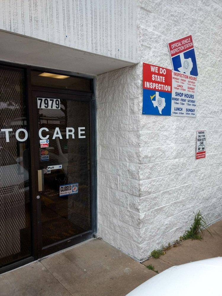 Noah Auto Care