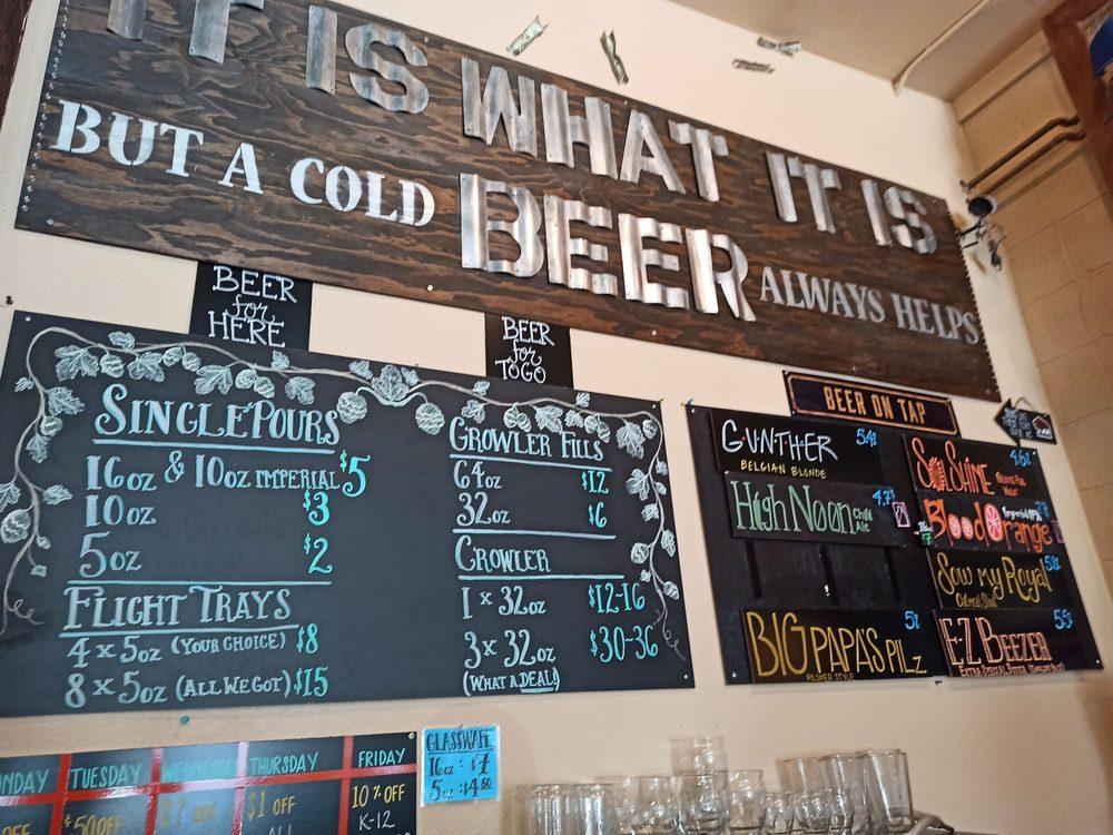 Freedom's Edge Brewing Company: 1509 Pioneer Ave, Cheyenne, WY