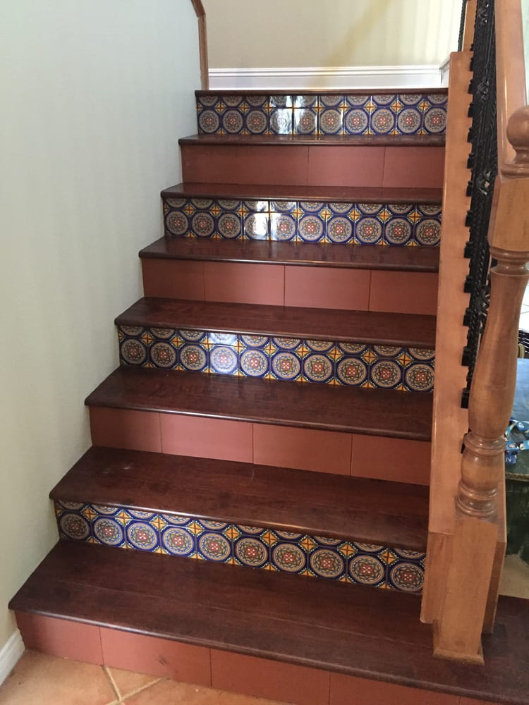 Photo Of Flatout Flooring   Murrieta, CA, United States. New Stairs    Replacing