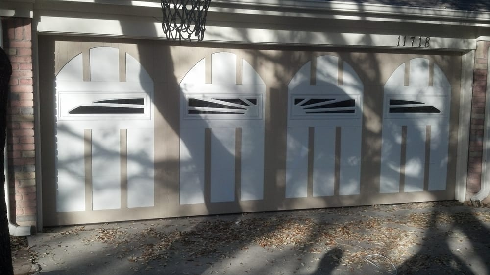 Garage door repair company 33 photos contractors for Garage door repair austin yelp