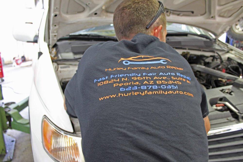 Hurley Family Auto Repair
