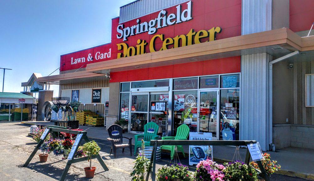 Springfield DO It Center: 1583 W Dickman Rd, Springfield, MI