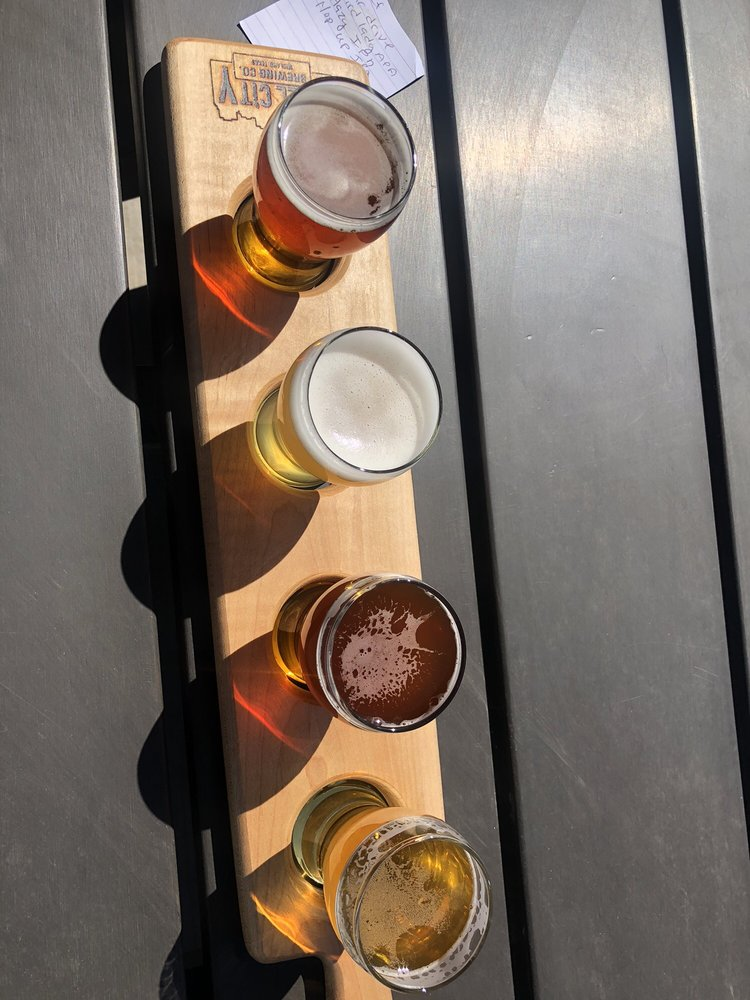 Tall City Brewing Co.: 3303 W Golf Course Rd, Midland, TX