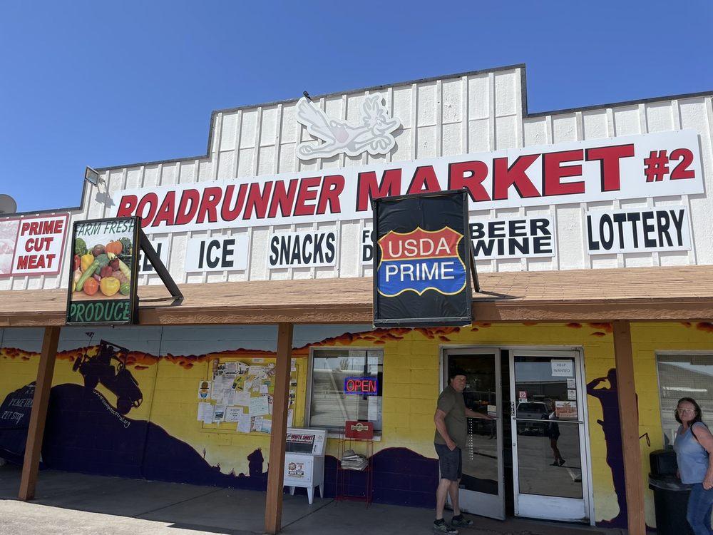 roadrunner market 2: 27646 Highway 72, Bouse, AZ
