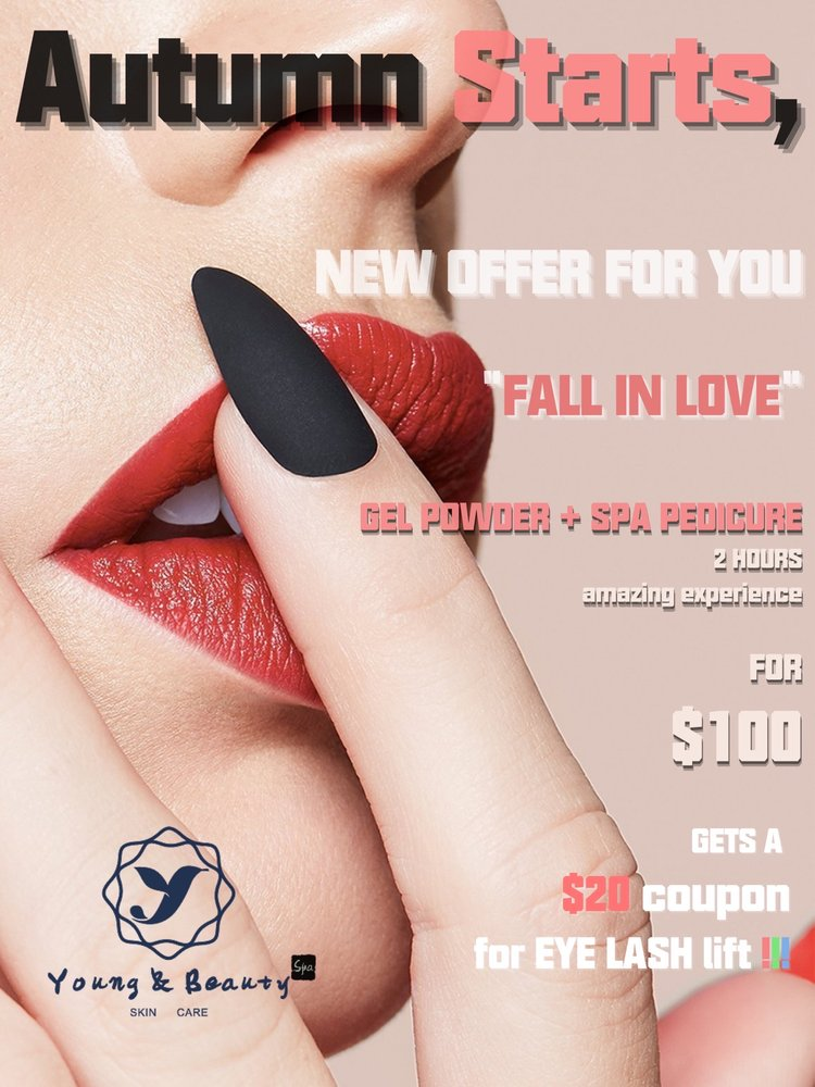 Young & Beauty Spa: 306 Village At Stones Crossing Rd, Easton, PA