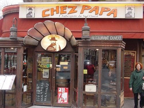 chez papa closed 25 reviews french 125 avenue gambetta gambetta port de bagnolet paris. Black Bedroom Furniture Sets. Home Design Ideas