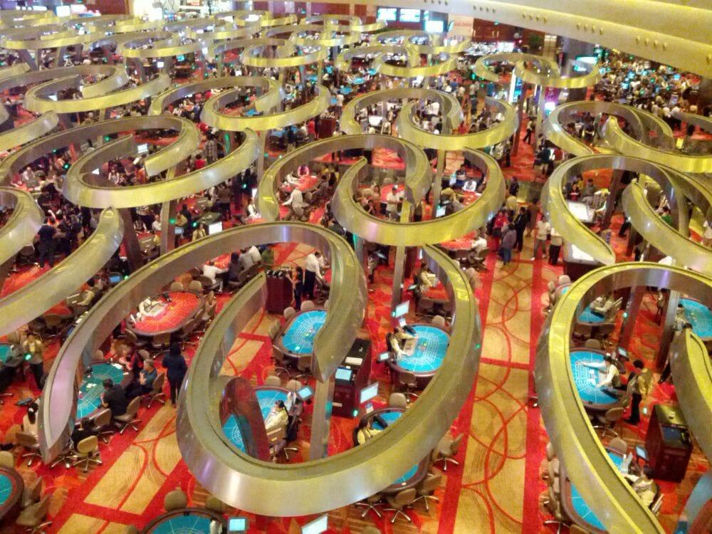 Casino address in singapore