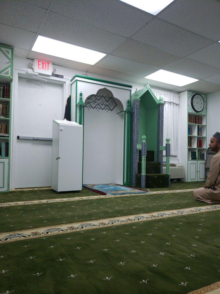 Madina Islamic Center: 6805 Backlick Rd, Springfield, VA