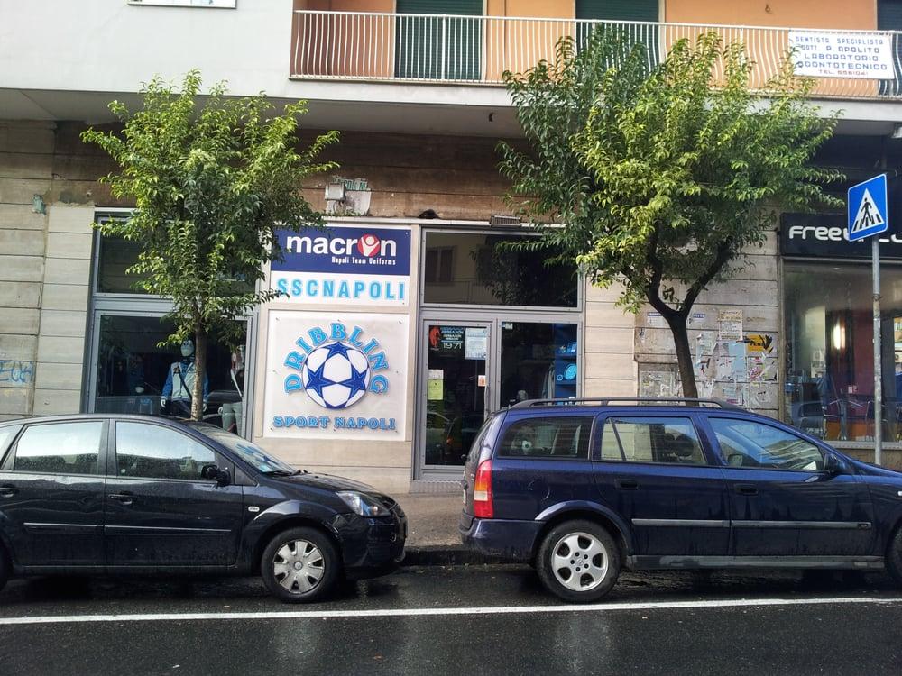 Dribbling Sport Napoli