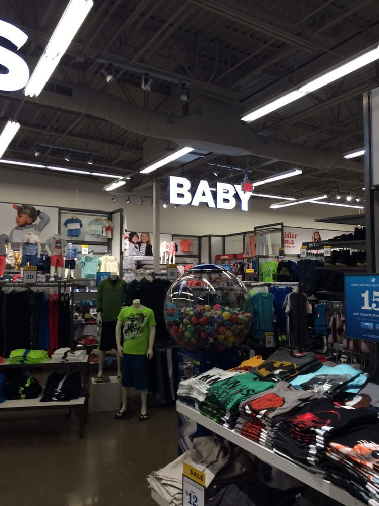 Old Navy: 8900 Covenant Ave, Pittsburgh, PA