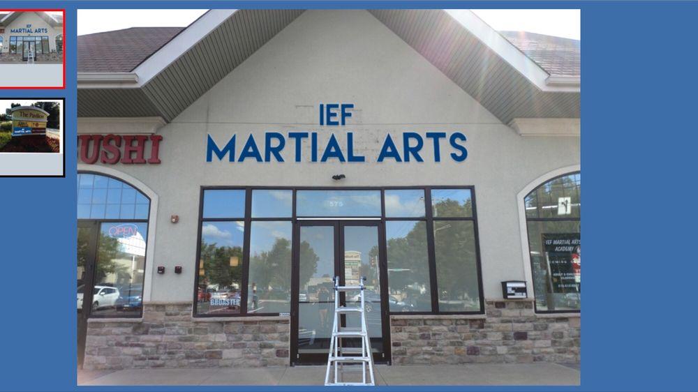 IEF Martial Arts Academy