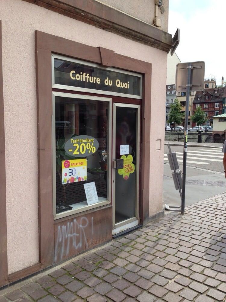 Coiffure Du Quai - 2 Grandu0026#39;rue Strasbourg - Numu00e9ro De Tu00e9lu00e9phone - Yelp