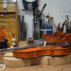 Park Violins - Musical Instruments & Teachers - 1306 W