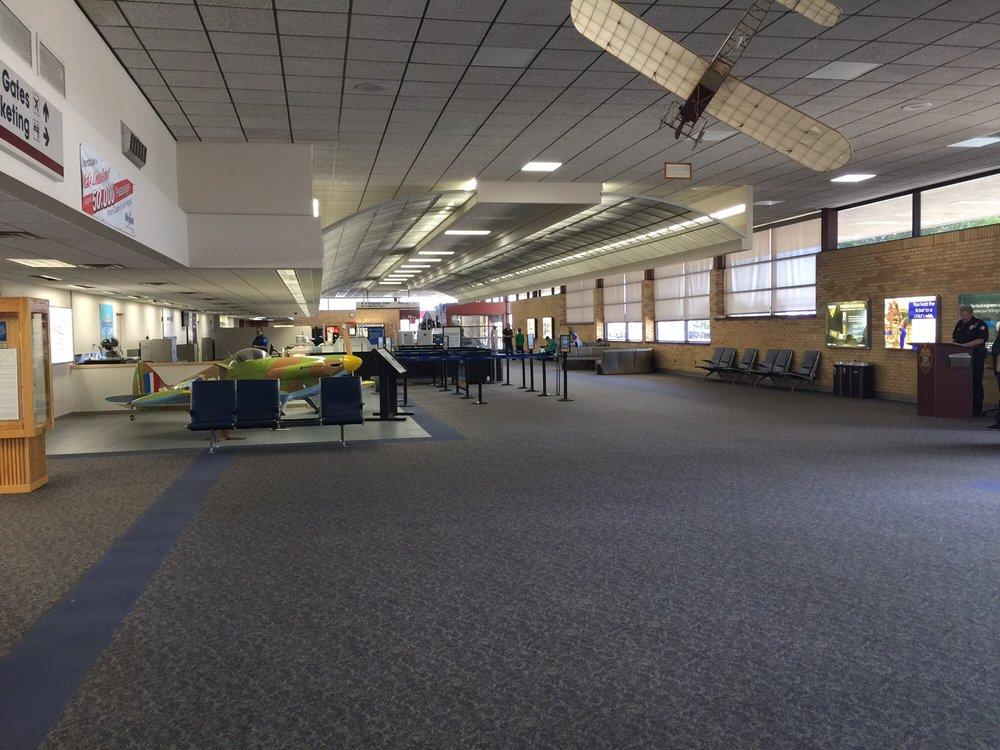 Casper Natrona County International Airport Cpr 21