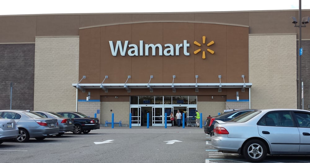 Walmart Car Service Center: Front Of Wal-Mart In Springfield PA