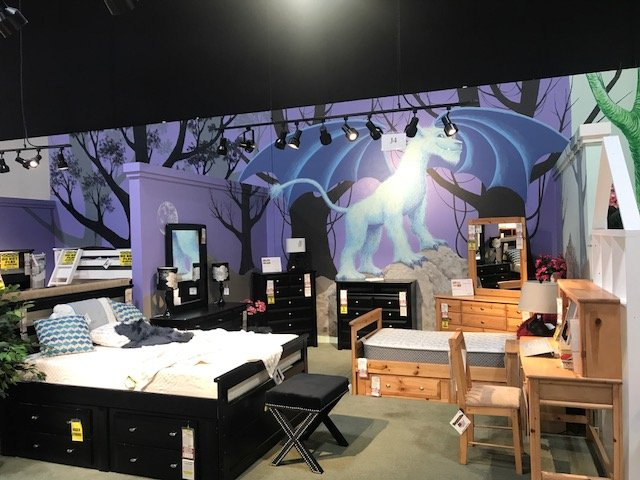 We 39 ve finished remodeling our fort collins location and we for All american furniture warehouse