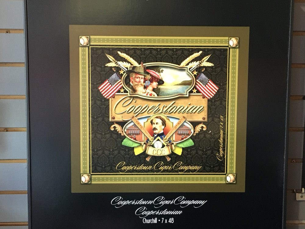 Cooperstown Cigar Company: 137 Main St, Cooperstown, NY