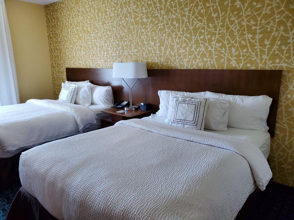 Fairfield Inn & Suites by Marriott Afton Star Valley: 53 E 1st Ave, Afton, WY