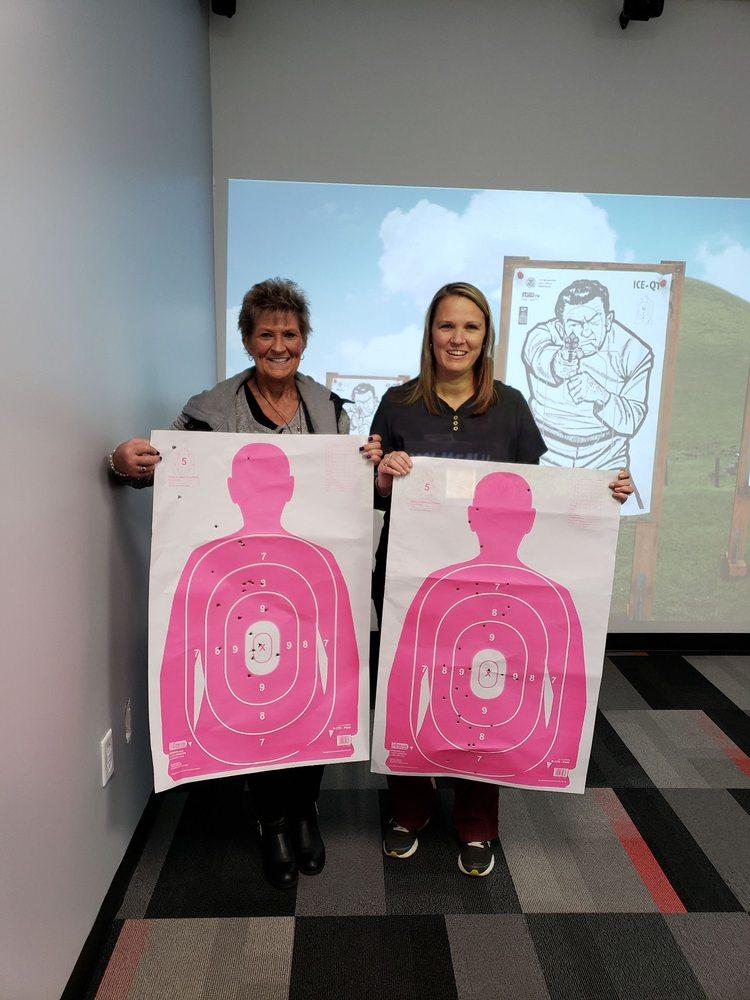 Top Gun Indoor Pistol Range: 1322 Elk Lodge Ct, Lugoff, SC