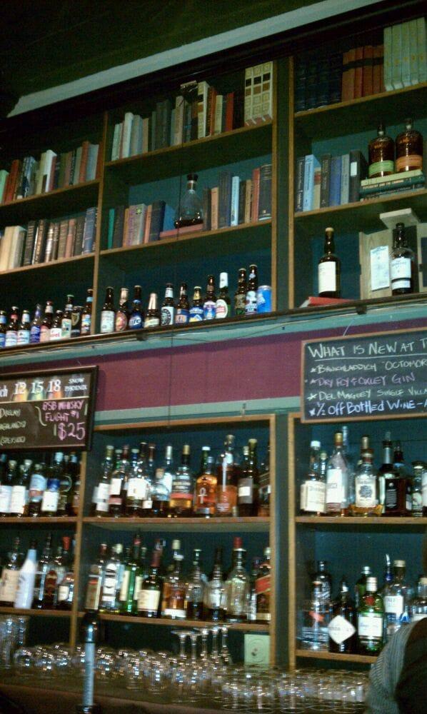 Bookstore Bar Cafe Seattle Wa