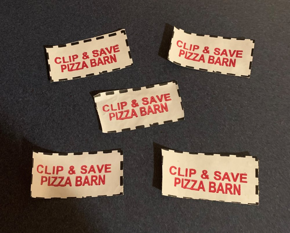 Pizza Barn: 101 S State St, Pioneer, OH