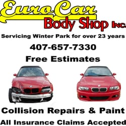 Euro Car Body Shop 79 Photos Body Shops 2822 Forsyth Rd