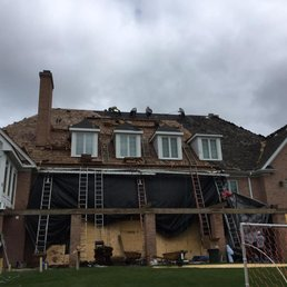 Photo Of Advanced Roofing Technologies   Mundelein, IL, United States.  Carefully Protecting Windows
