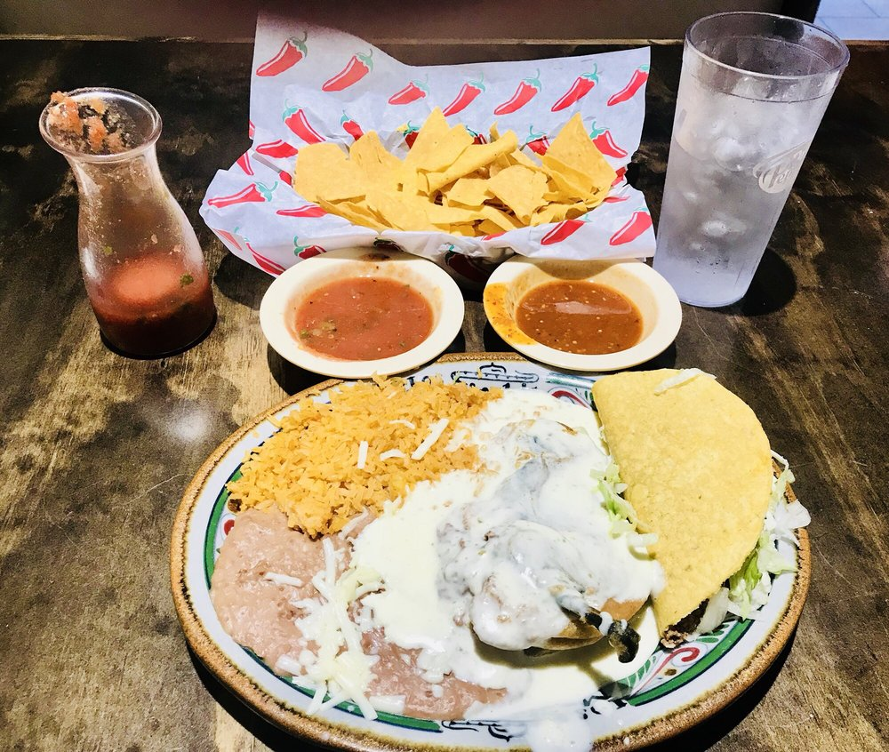 Los Mariachis Mexican Restaurant: 11476 S Union Ave, Jenks, OK