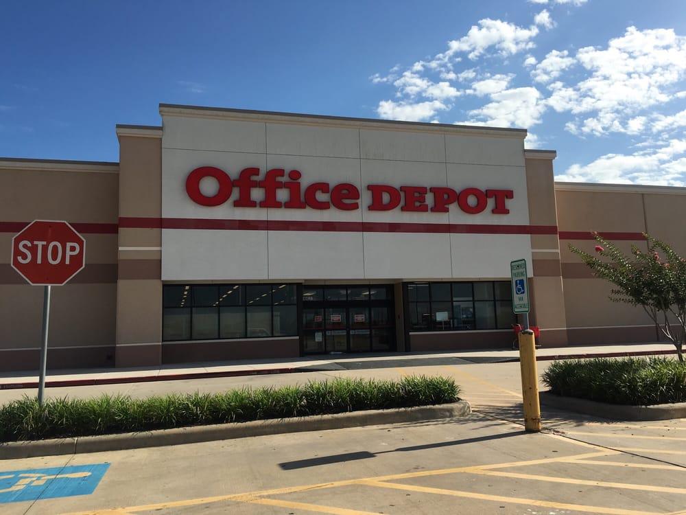 office depot quipement pour le bureau 14424 fm 2920 rd tomball tx tats unis num ro de. Black Bedroom Furniture Sets. Home Design Ideas