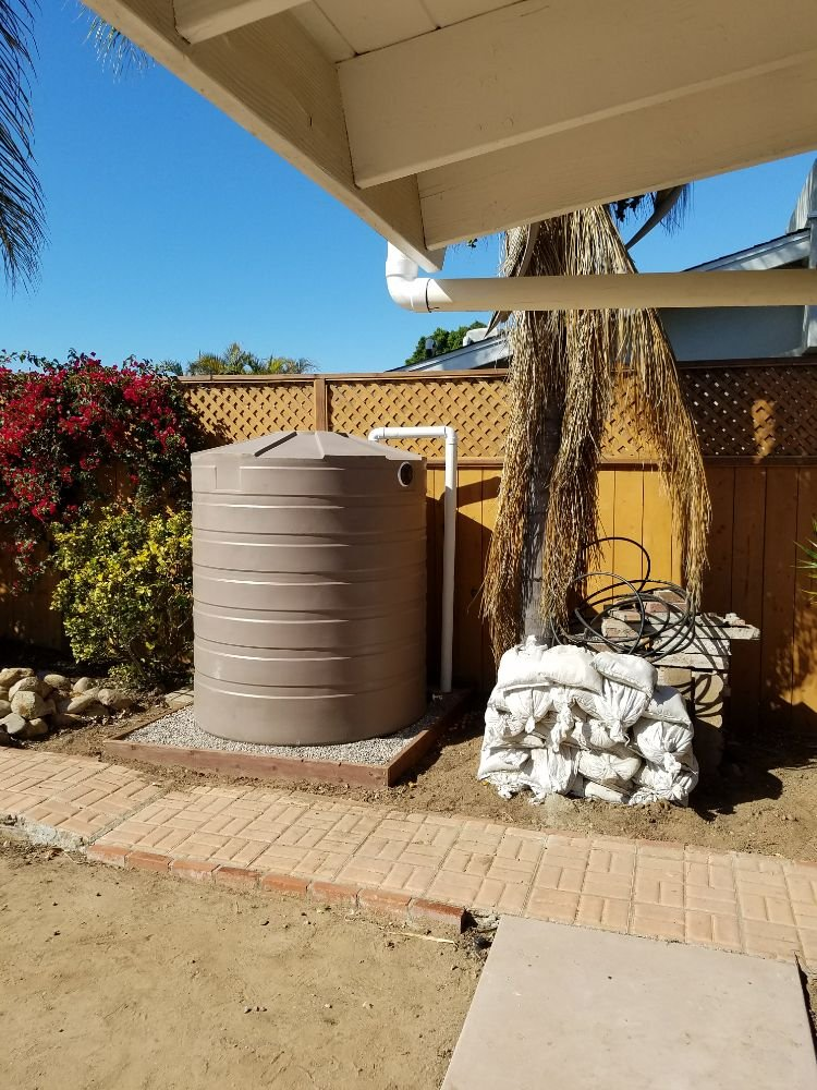 Rain Water Systems
