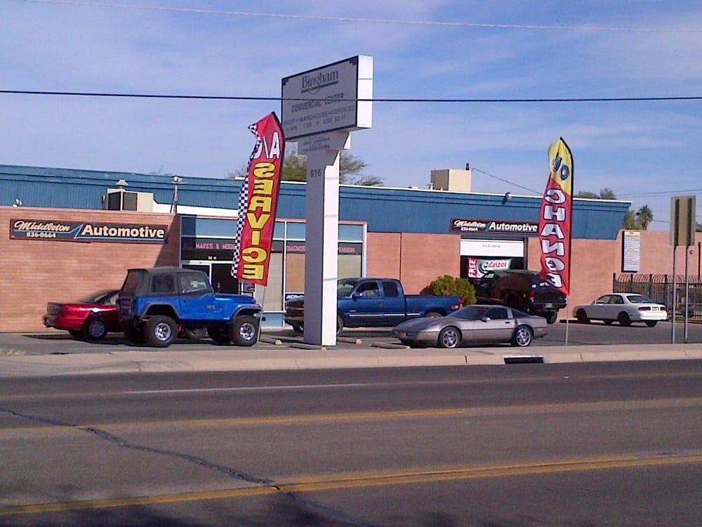 Middleton Automotive: 816 W Gila Bend Hwy, Casa Grande, AZ