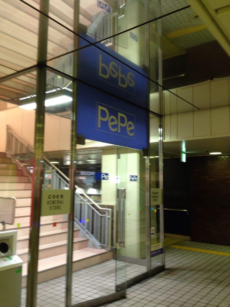 Seibu Shinjuku Pepe