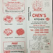 Chen S Kitchen Sagamore
