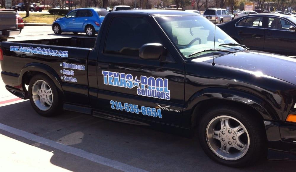 Texas Pool Solutions: Leonard, TX