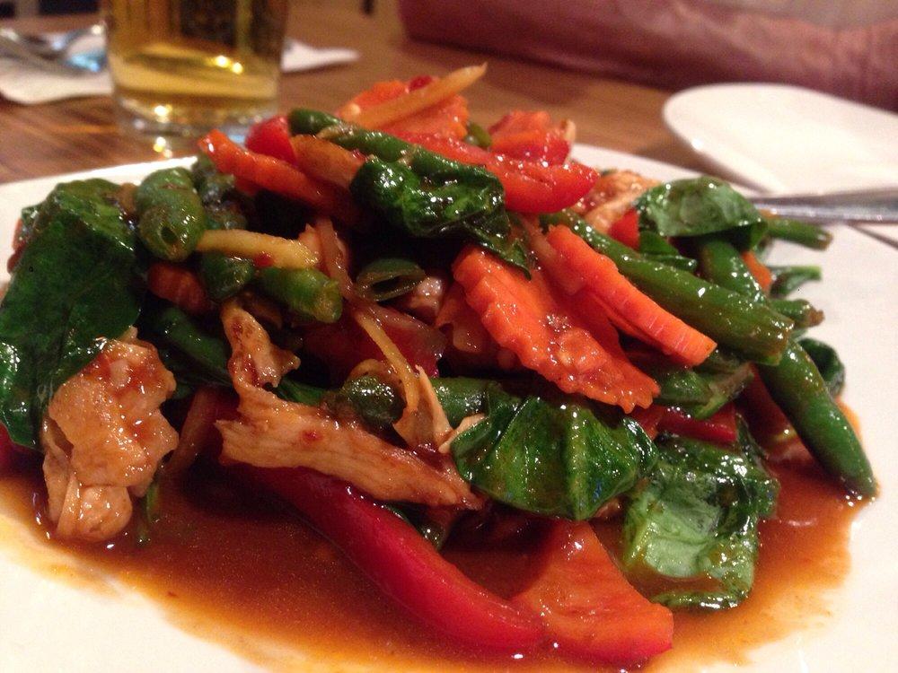 Zabb Thai Restaurant Kelowna Mission Kelowna Bc