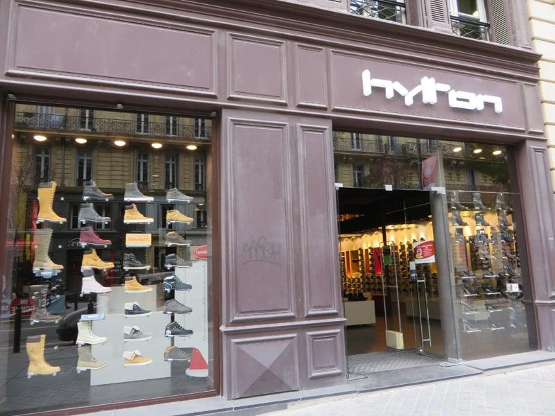 la meilleure attitude a1489 16316 Hylton République - CLOSED - Shoe Stores - 25 rue République ...