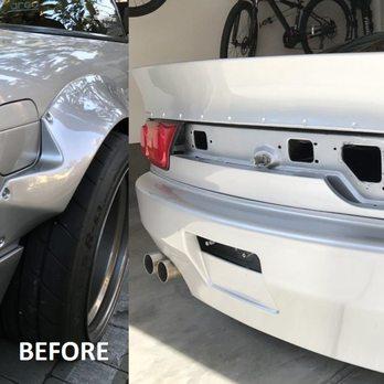Car Damage Repair Newport Beacg Irvine