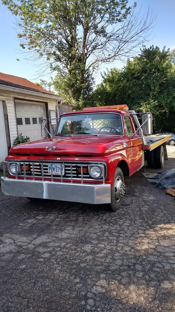 Towing business in Bethel, OH