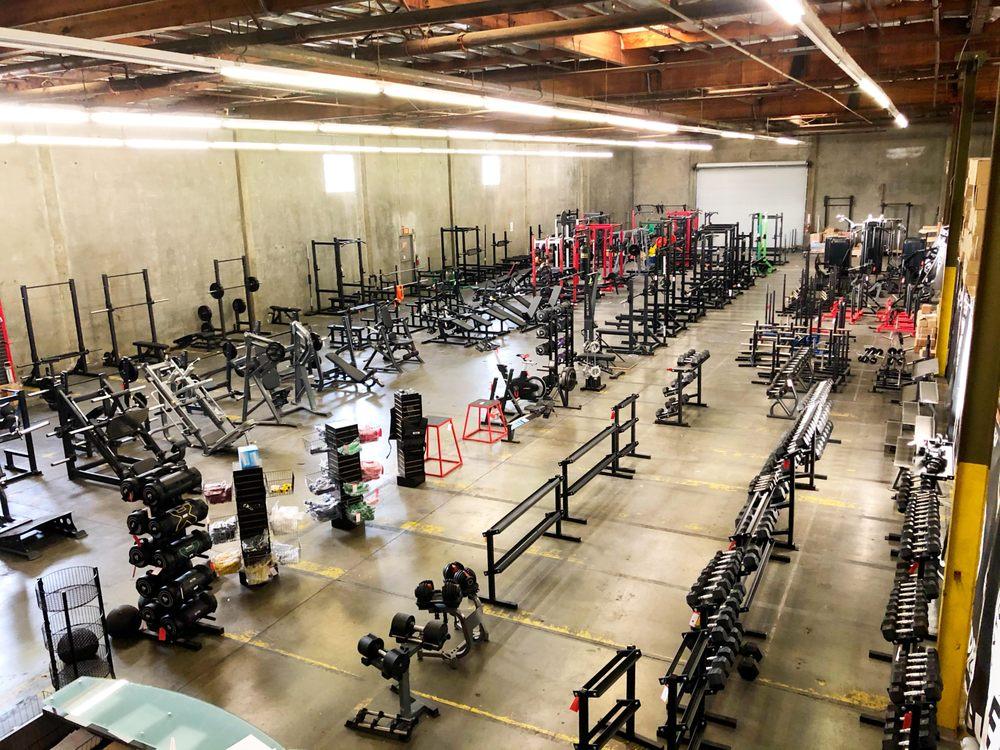 Extreme Training Equipment: 7000 Slauson Ave, Commerce, CA