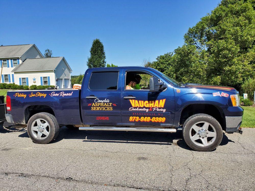 Vaughan Sealcoating & Paving: Andover, NJ