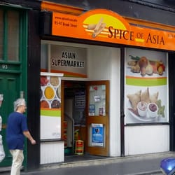 Upper Street Supermarket Brook Manchester Chinese