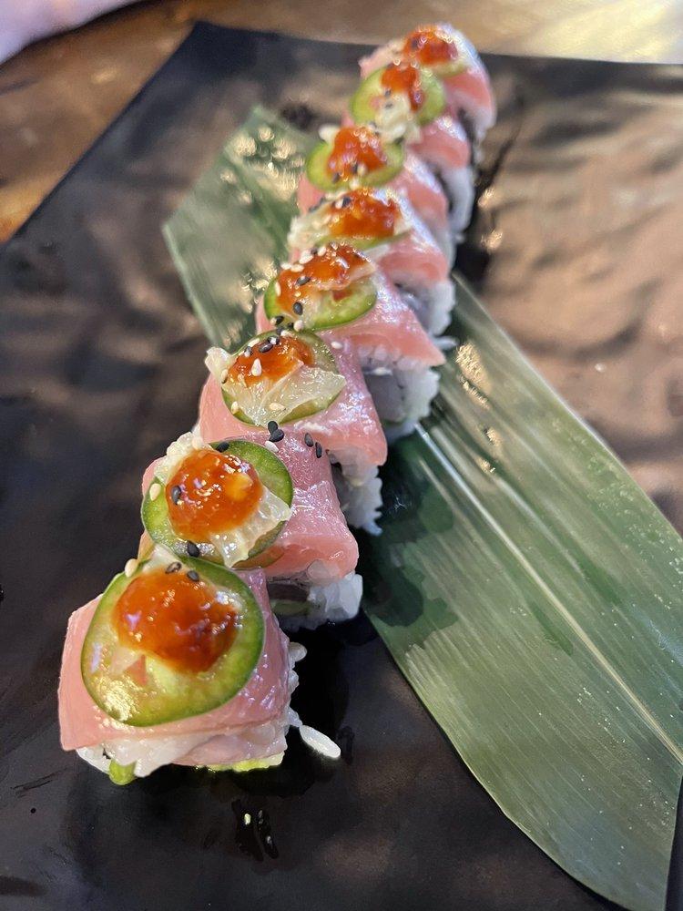 Bamboo Sushi & Hibachi: 9 Eglin Pkwy NE, Fort Walton Beach, FL