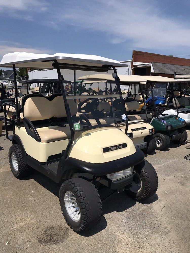 Eastern Shore Custom Carts: 713  Randolph Ave, Cape Charles, VA