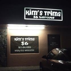 Kim's Trims logo